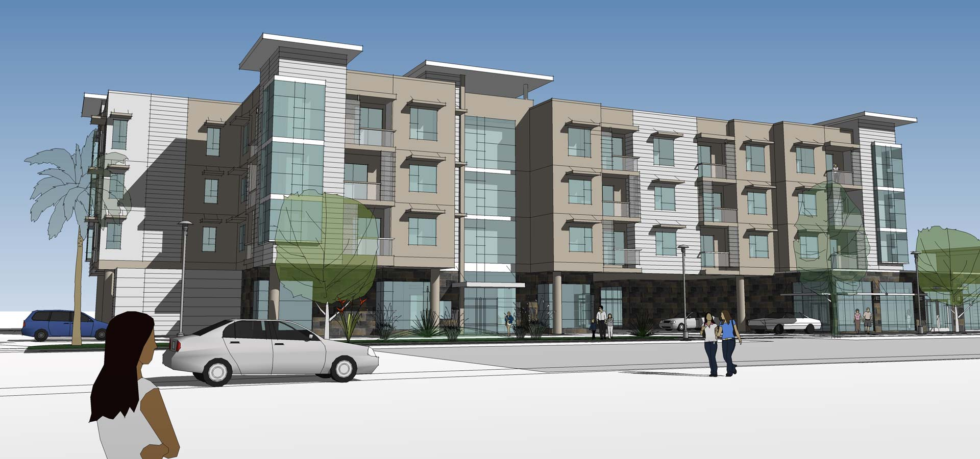 Mixed-Use Project - Sunnyvale, CA